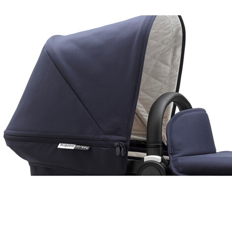 BUGABOO DONKEY Classic + Collection Mono Kombikinderwagen  navy 8