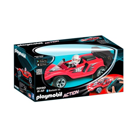 Playmobil® ACTION 9090 RC-Rocket-Racer 1