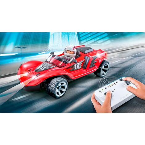 Playmobil® ACTION 9090 RC-Rocket-Racer 2