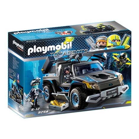 Playmobil® TOP AGENTS 1