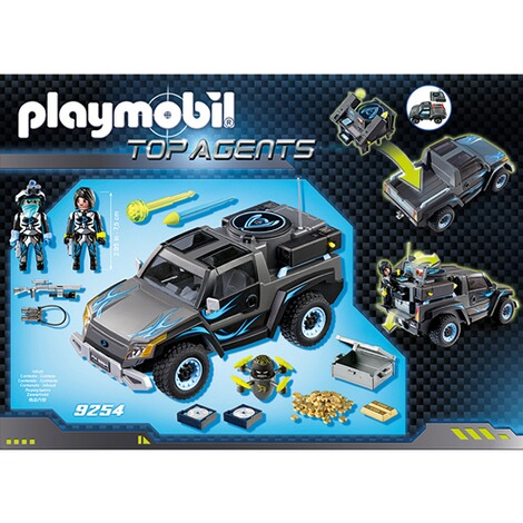 Playmobil® TOP AGENTS 4