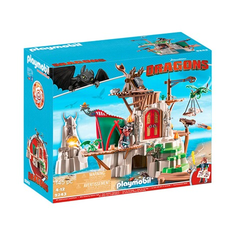 PLAYMOBIL® DREAMWORKS DRAGONS 9243 Berk 1