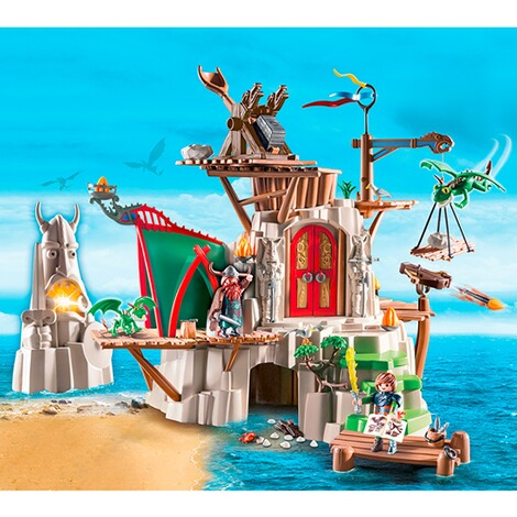PLAYMOBIL® DREAMWORKS DRAGONS 9243 Berk 3