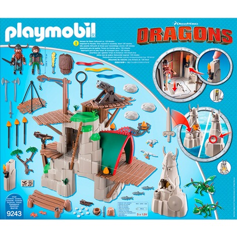 PLAYMOBIL® DREAMWORKS DRAGONS 9243 Berk 5