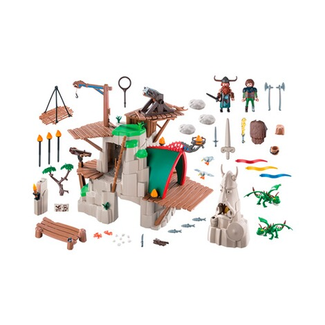 PLAYMOBIL® DREAMWORKS DRAGONS 9243 Berk 2