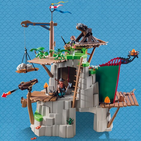 PLAYMOBIL® DREAMWORKS DRAGONS 9243 Berk 4