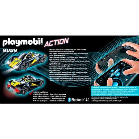 playmobil action 9089 rc supersport racer online kaufen baby walz. Black Bedroom Furniture Sets. Home Design Ideas