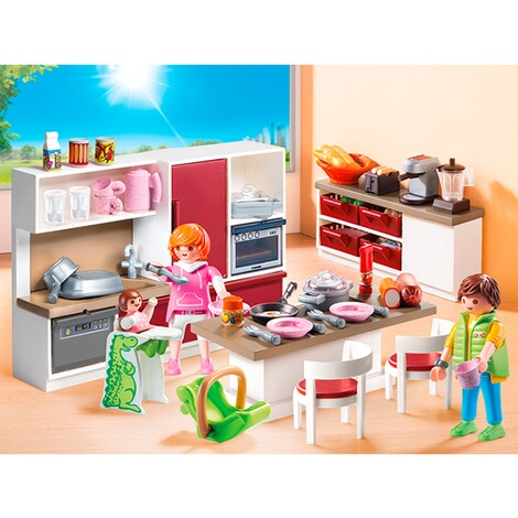 PLAYMOBIL® CITY LIFE 4