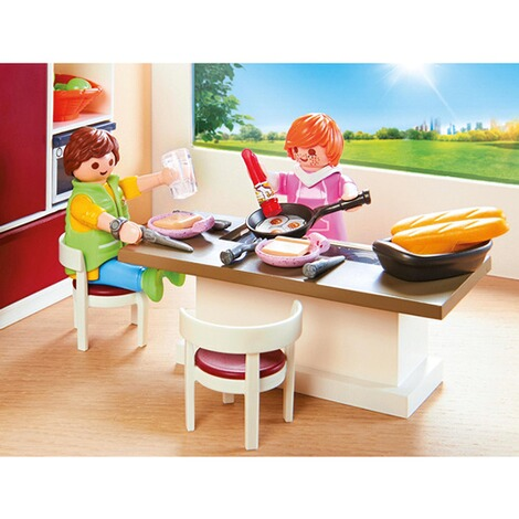PLAYMOBIL® CITY LIFE 3