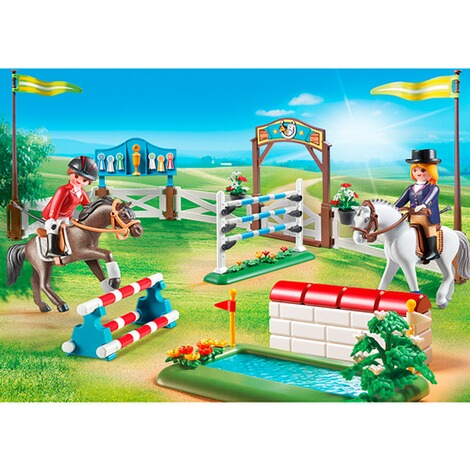 PLAYMOBIL® COUNTRY 6930 Reitturnier 3