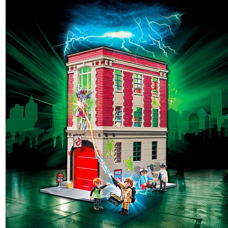 Playmobil® GHOSTBUSTERS 4
