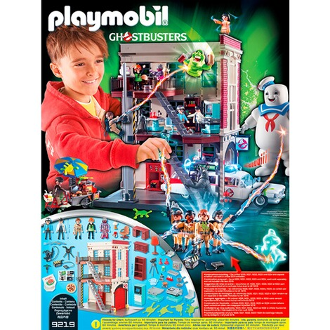 Playmobil® GHOSTBUSTERS 5