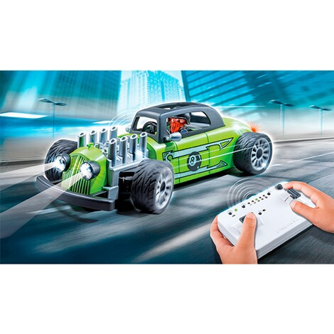 PLAYMOBIL® ACTION 9091 RC-Rock'n'Roll-Racer 2
