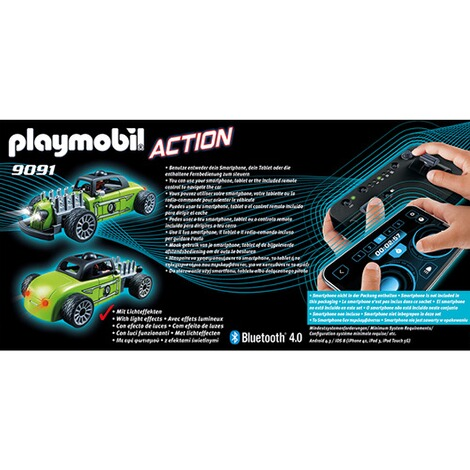PLAYMOBIL® ACTION 9091 RC-Rock'n'Roll-Racer 3