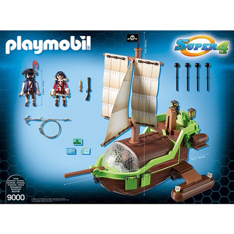 Playmobil® SUPER 4 4