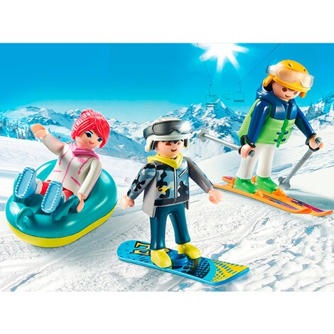 PLAYMOBIL® FAMILY FUN 3
