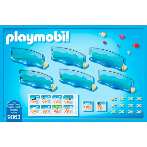 Playmobil® FAMILY FUN 9063 Meerestierbecken 4