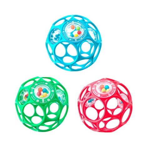 OBALL  Ball Rattle™ 10 cm 1