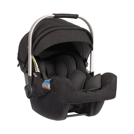 NUNA  PIPA Icon i-Size Babyschale incl. Isofix-Base  Suited 1