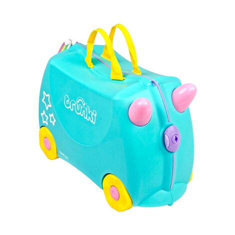 TRUNKI  Kindertrolley Una Einhorn 1