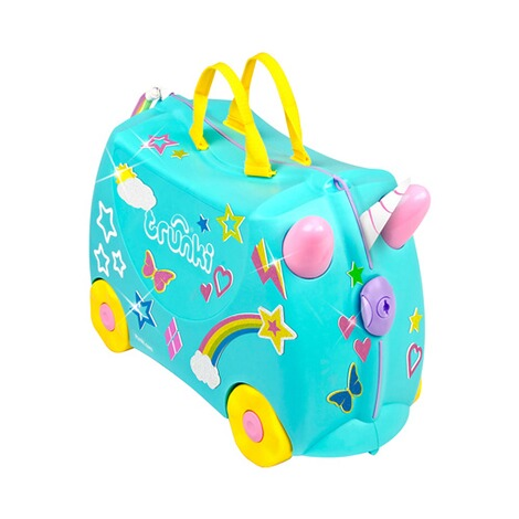 TRUNKI  Kindertrolley Una Einhorn 2