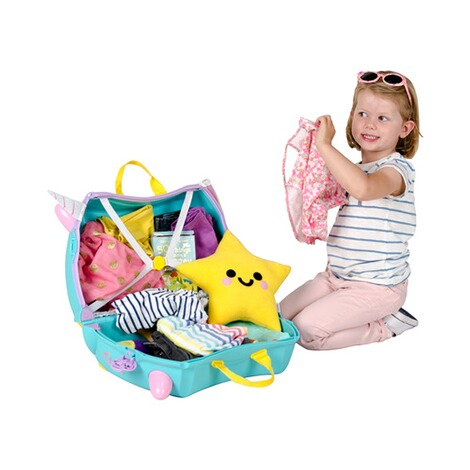 TRUNKI  Kindertrolley Una Einhorn 3