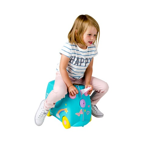 TRUNKI  Kindertrolley Una Einhorn 4