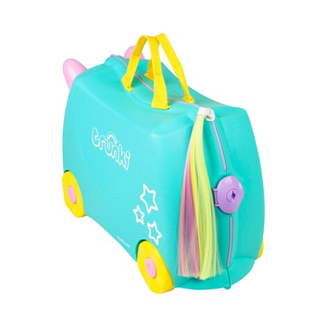 TRUNKI  Kindertrolley Una Einhorn 7