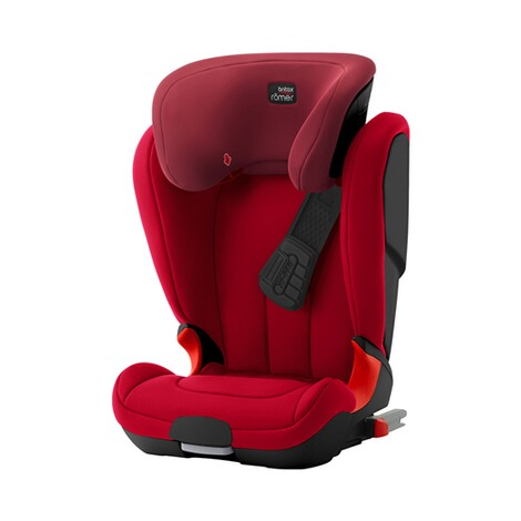 BRITAX RÖMER  Kidfix XP Kindersitz Design 2018  Black Series Flame Red 1