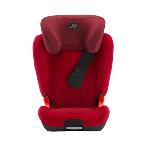 BRITAX RÖMER  Kidfix XP Kindersitz Design 2018  Black Series Flame Red 2