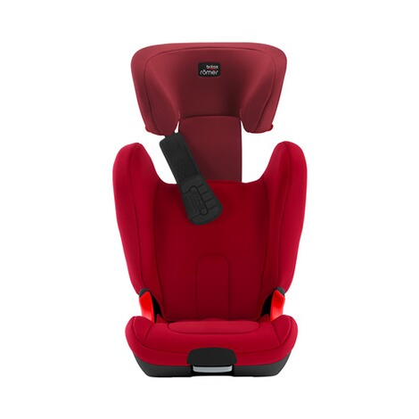 BRITAX RÖMER  Kidfix XP Kindersitz Design 2018  Black Series Flame Red 4