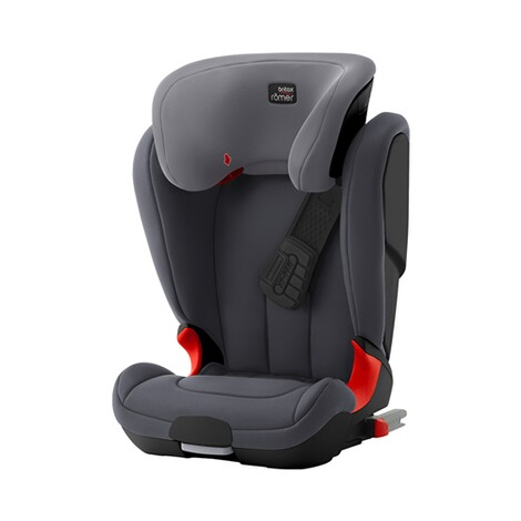 BRITAX RÖMER  Kidfix XP Kindersitz Design 2018  Black Series Storm Grey 1