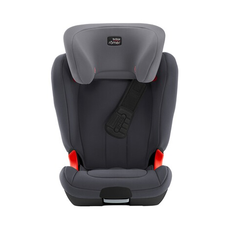 BRITAX RÖMER  Kidfix XP Kindersitz Design 2018  Black Series Storm Grey 2