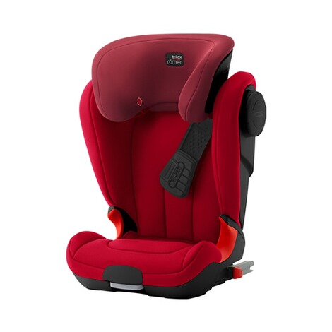 BRITAX RÖMER  Kidfix XP SICT Kindersitz  Black Series Flame Red 1
