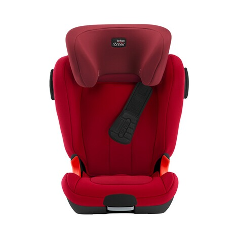 BRITAX RÖMER  Kidfix XP SICT Kindersitz  Black Series Flame Red 2