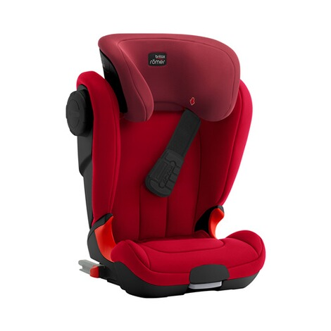 BRITAX RÖMER  Kidfix XP SICT Kindersitz  Black Series Flame Red 3