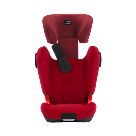 BRITAX RÖMER  Kidfix XP SICT Kindersitz  Black Series Flame Red 5