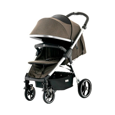 MOON CITY Buggy Jet R Design 2018  brown/fishbone 2