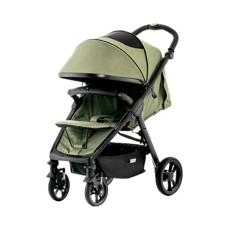 MOON CITY Buggy Jet R Design 2018  olive/fishbone 2