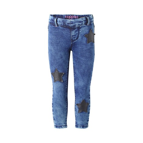 NOPPIES  Jeggings Sterne Ironwood 1