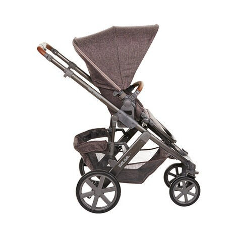 ABC DESIGN  Kombikinderwagen Salsa 4  walnut 5