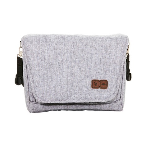 ABC Design  Wickeltasche Fashion  graphite grey 1