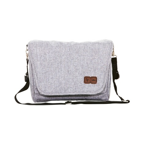 ABC Design  Wickeltasche Fashion  graphite grey 3