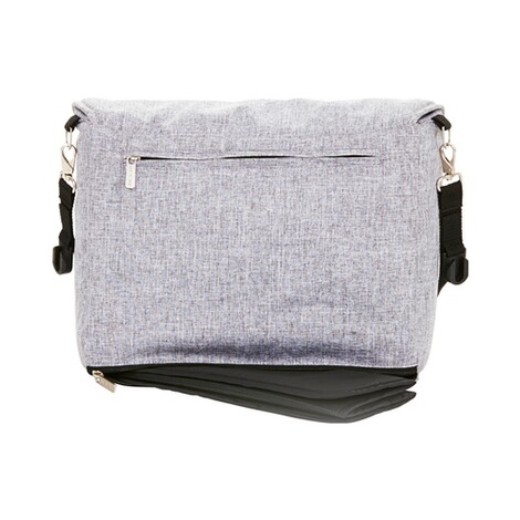 ABC Design  Wickeltasche Fashion  graphite grey 4