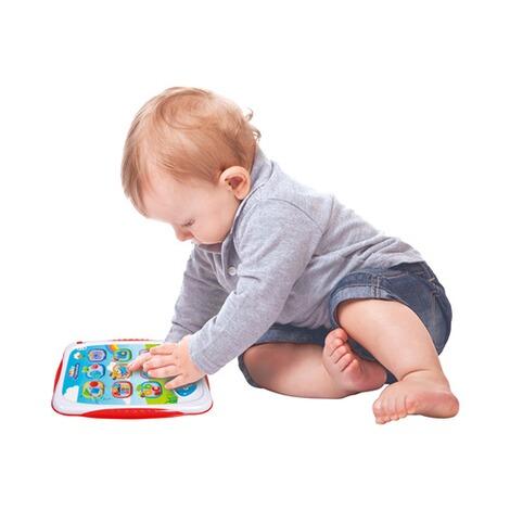 clementoni baby mein erstes babytablet online kaufen baby walz. Black Bedroom Furniture Sets. Home Design Ideas