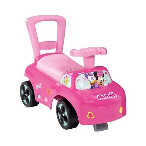smoby minnie mouse rutscherfahrzeug auto online kaufen baby walz. Black Bedroom Furniture Sets. Home Design Ideas