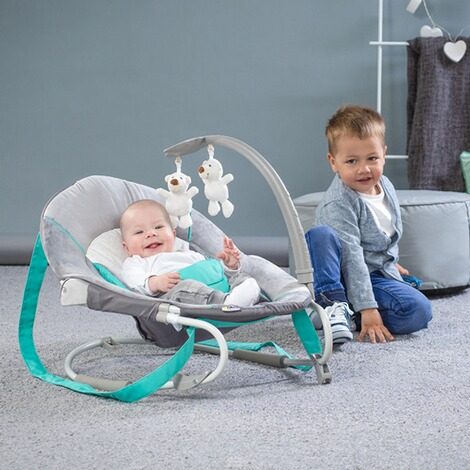 Hauck  Babywippe Leisure 3