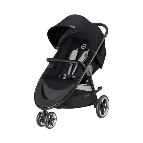 CYBEX GOLD Agis M-Air 3 Sportwagen Design 2018  Lavastone Black 1