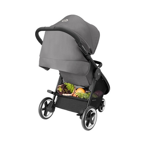 CYBEX GOLD Agis M-Air 3 Sportwagen Design 2018  Lavastone Black 7