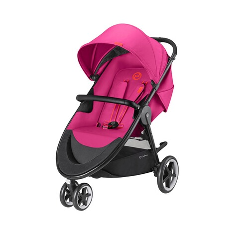 CYBEX GOLD Agis M-Air 3 Sportwagen Design 2018  Passion Pink 1